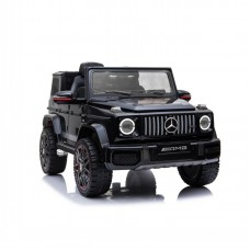 SparkFun Popular Official Licensed Mercedes Benz G63 AMG 2.4Ghz Remote Control Electric Kids Ride on Toy Cars