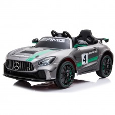 SparkFun Licensed Mercedes Benz GT4 2.4Ghz Remote Control Baby Electric Toy Kids Cars to Ride on